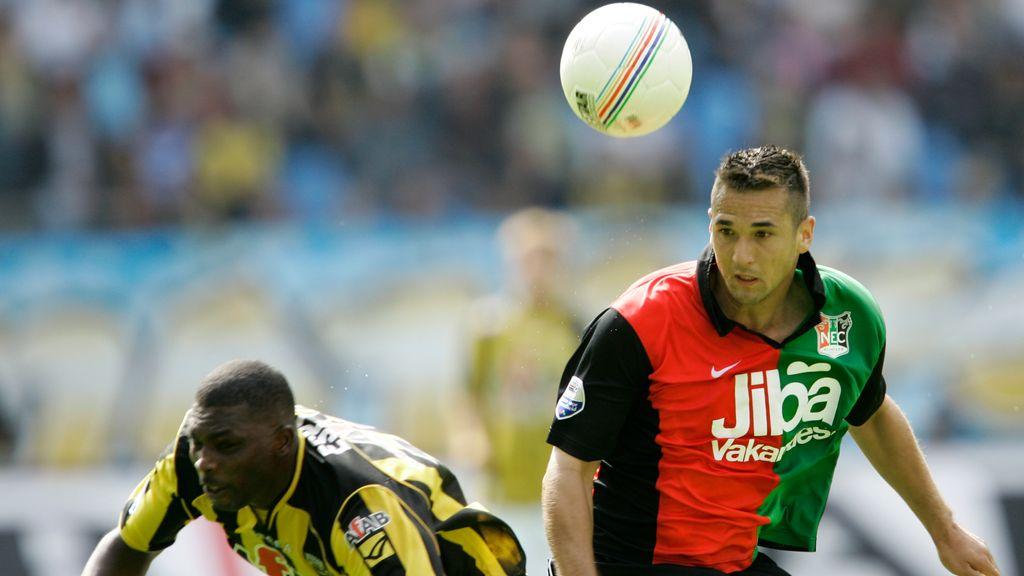 Jhon van Beukering: 'Veel ophef over derby, maar meestal klotewedstrijd'