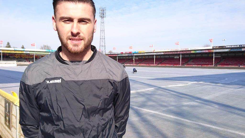 Hendriks tekent contract bij Go Ahead Eagles