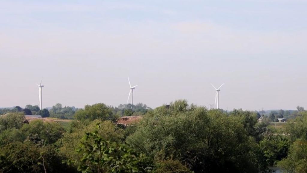 Gemeenteraad Renswoude in debat over mogelijke windmolens Emminkhuizer Berg
