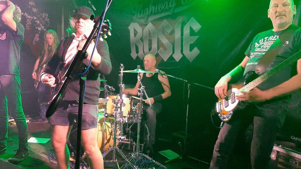 LoburgLive Rocks: Highway To Rosie (AC/DC Tribute) op 11 september
