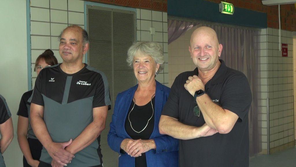 Zwembad de Lubert in Groesbeek weer open na renovatie