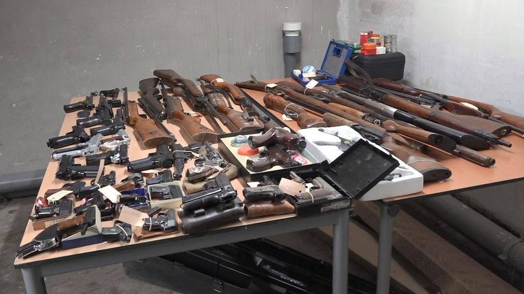 Arnhem overstelpt met wapens bij inleveractie