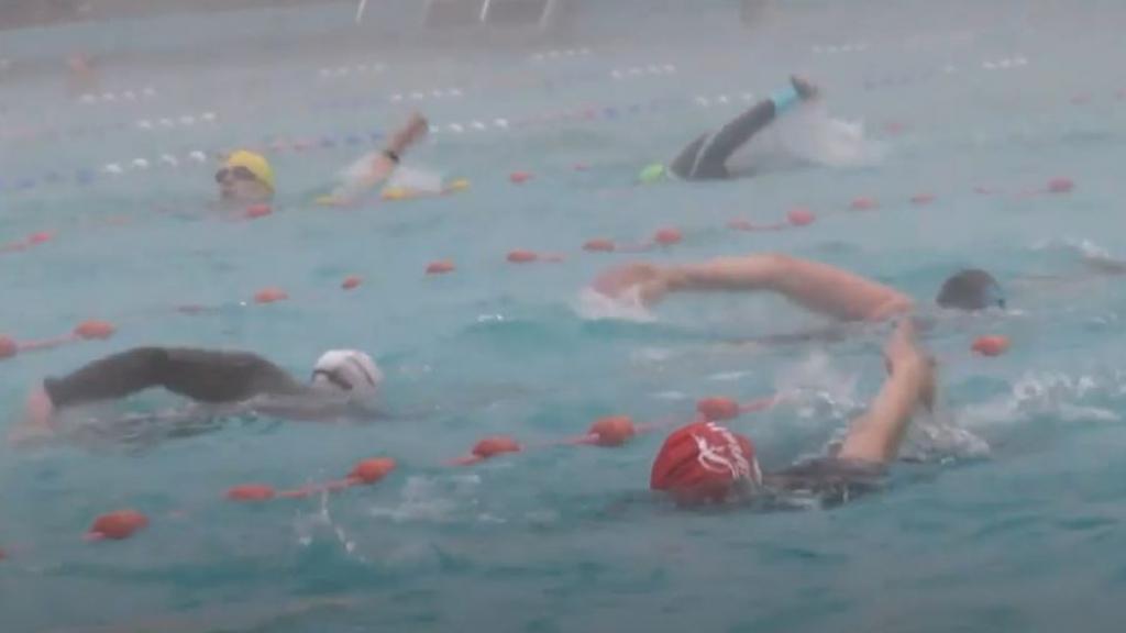 De Vrije Slag Bennekom is open voor baantjes zwemmers!