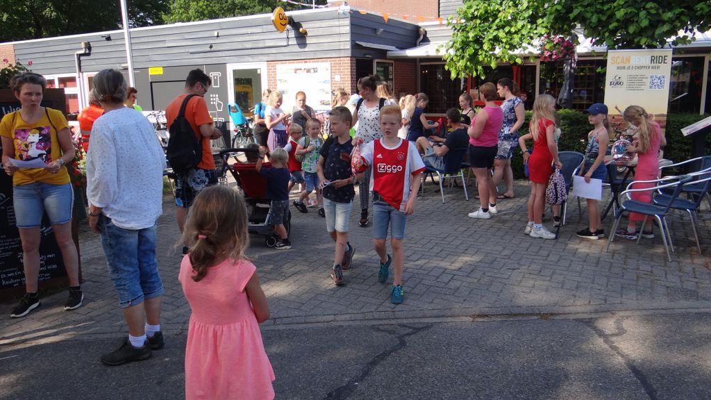 Avond4daagse in Hulshorst van start