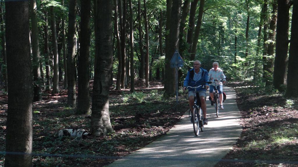 Veluwse fietsdagen rustig van start