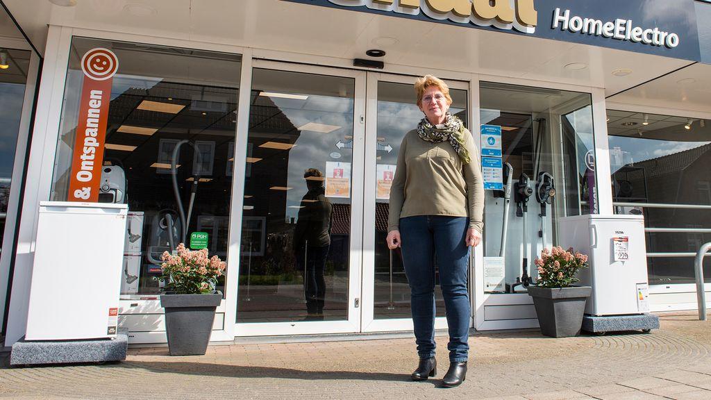 Gerrie Rozendal stopt per 1 mei bij het authentieke Heerder familiebedrijf. Foto: Dennis Dekker