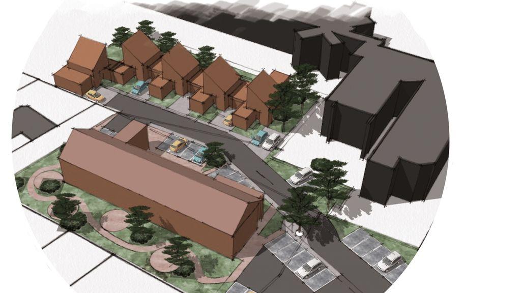 Nieuwe bestemming voor oud schoolgebouw in Alverna