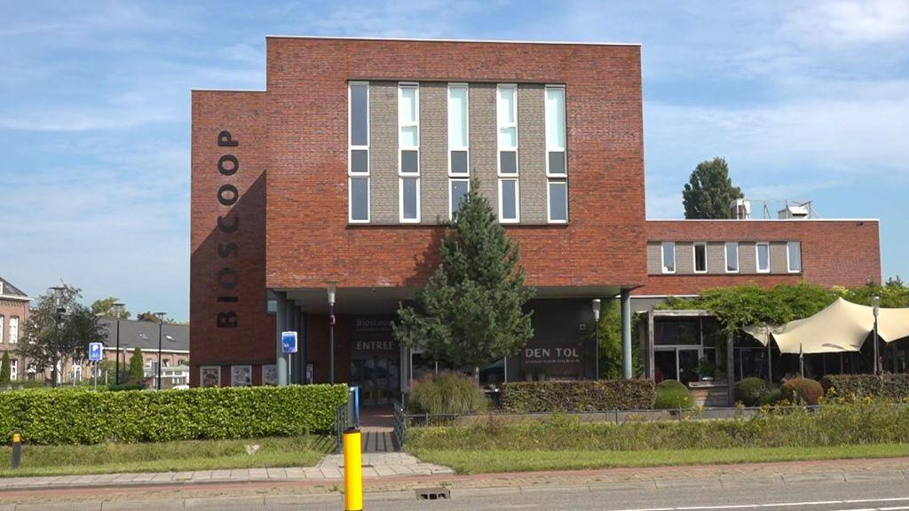 Bioscoop Van Heemstrabaan Foto: RN7