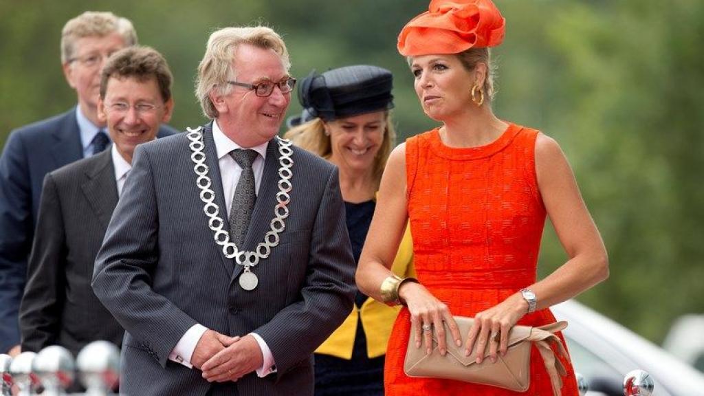 Koninklijke onderscheiding voor Burgemeester Geert van Rumund