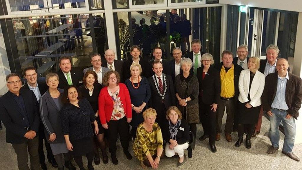 Polderpartijen als één partij naar gemeenteraadsverkiezingen 2022
