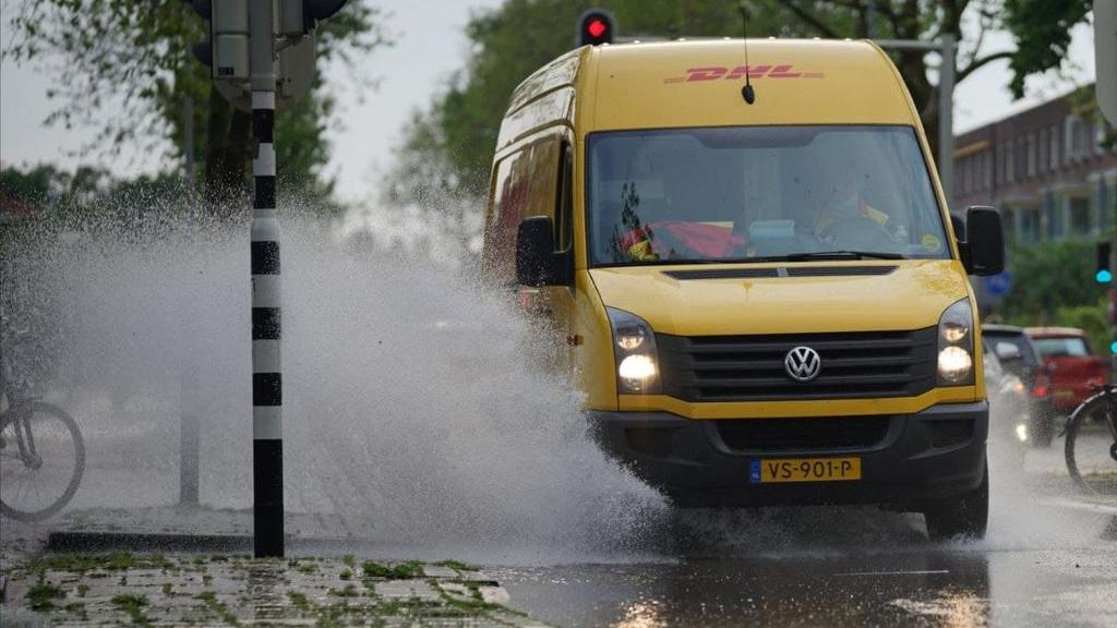 Opnieuw kans op onweer, hagel en veel regen