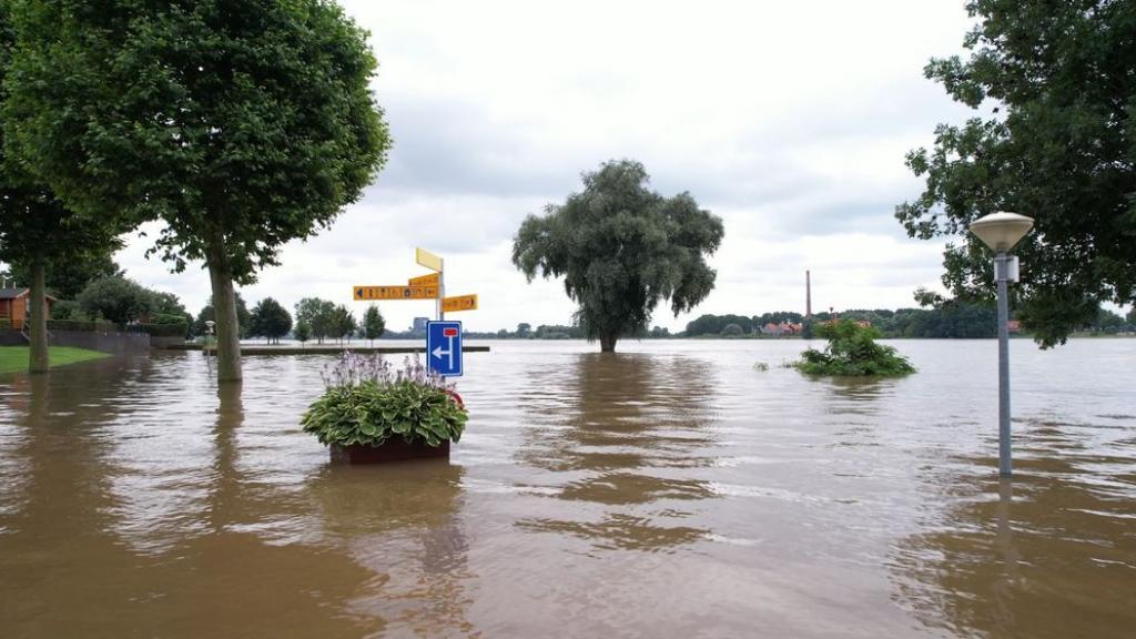 'Enorme ramp voor ons', campings voor groot deel onder water door hoogwater