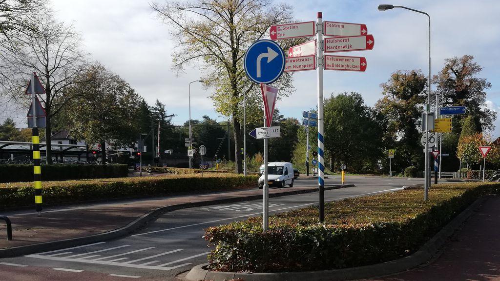 Busstation niet naar Transferium
