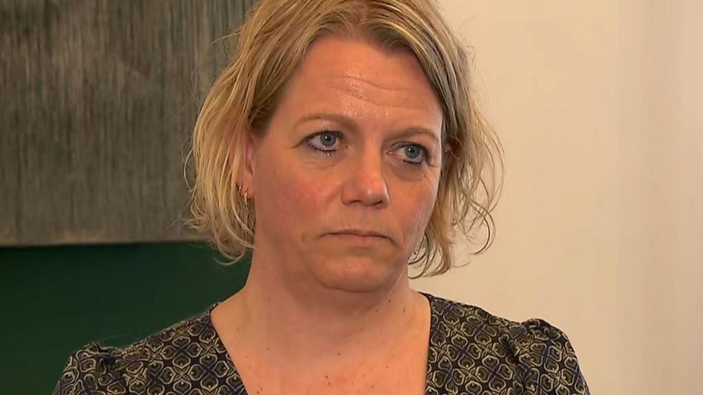 Advocaat van de nabestaanden Ruth Jager. Foto: NOS