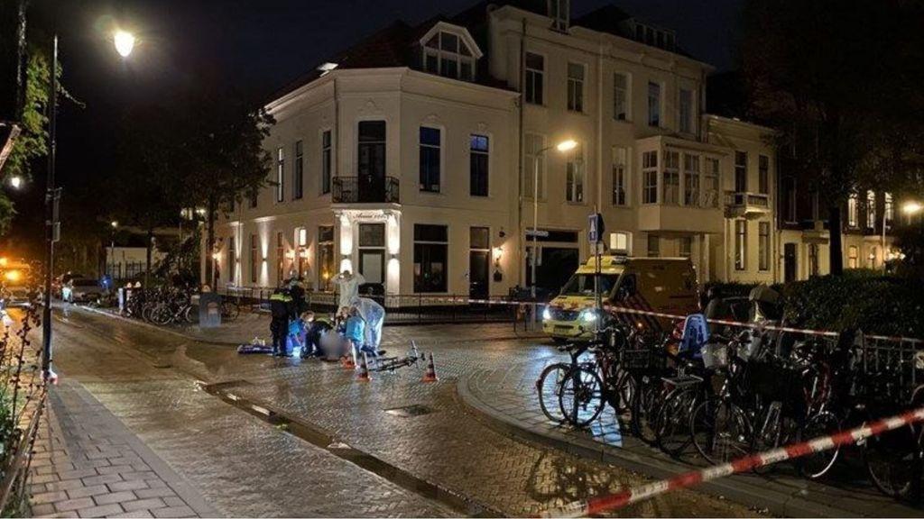De plek waar Jan werd mishandeld. Foto: Persbureau Heitink