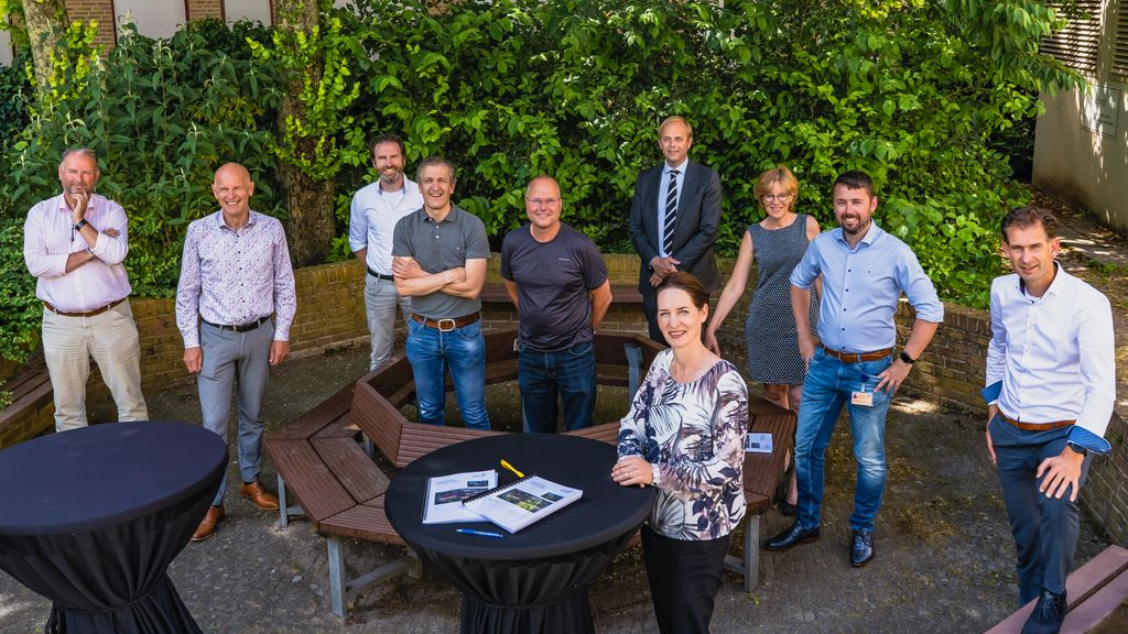 Overeenkomst getekend voor nieuw bouwdeel St Jansdal Harderwijk