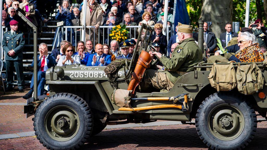 Bevrijdingsdefilé in Wageningen voortaan met veel minder militairen