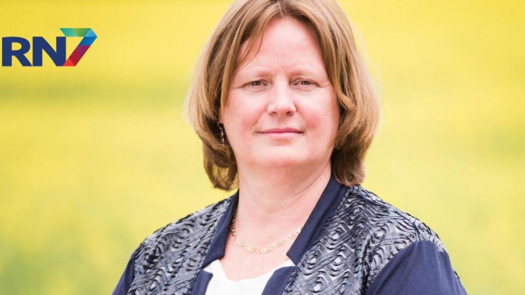 Burgemeester Daphne Bergman van Beuningen en het college over 2021