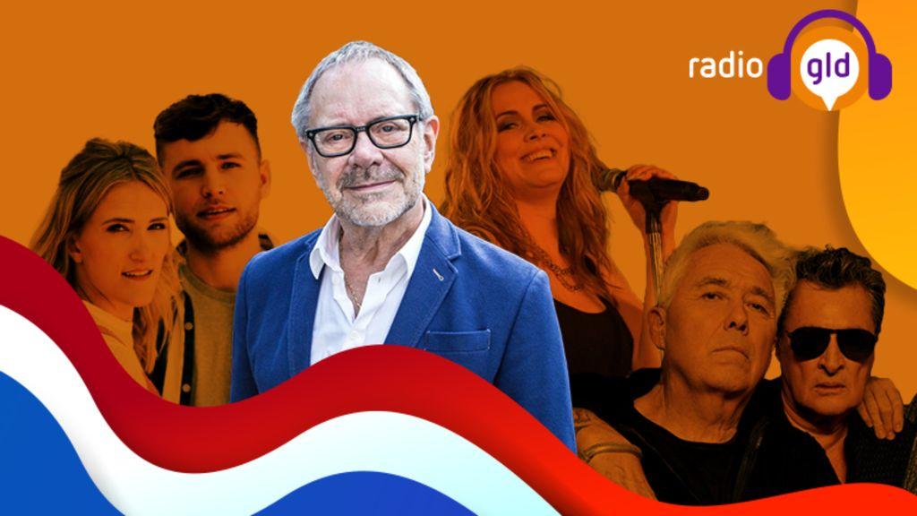 Ode aan Rob de Nijs tijdens Nederpopdag op Radio Gelderland
