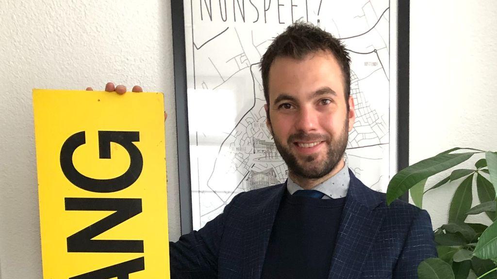 Mark van de Bunte gekozen als lijsttrekker Gemeentebelang Nunspeet