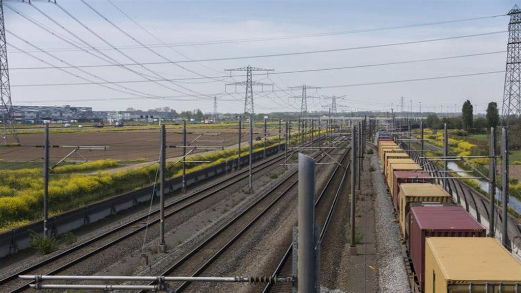 De informatiemarkt over de Railterminal Gelderland is besloten Foto: RN7