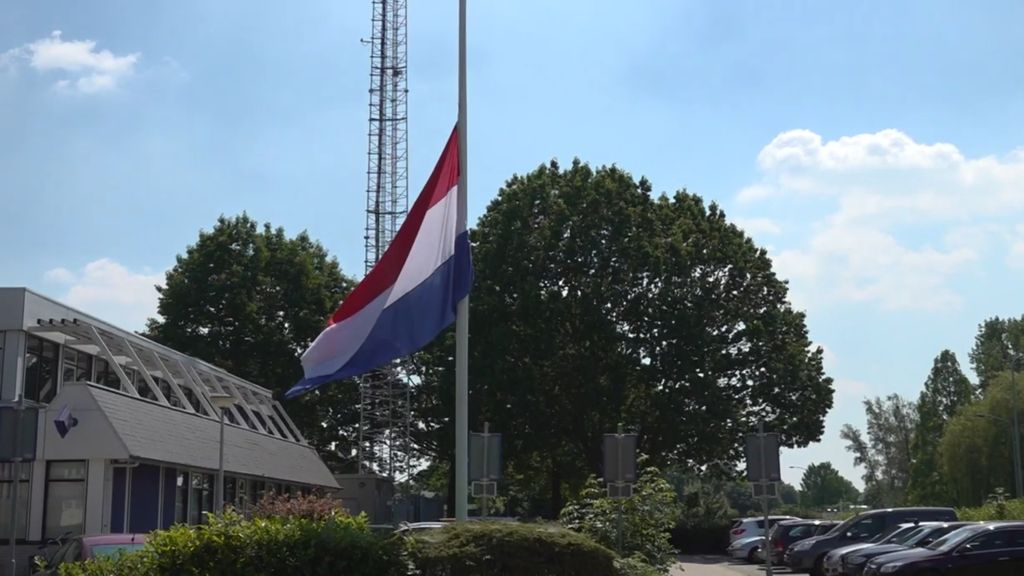 Politie herdenkt overleden collega's Foto: RN7