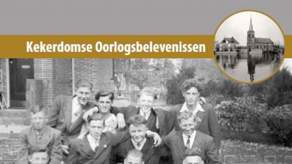 Kekerdomse oorlogsbelevenissen: De dagboeken van Lambert en Gert Janssen
