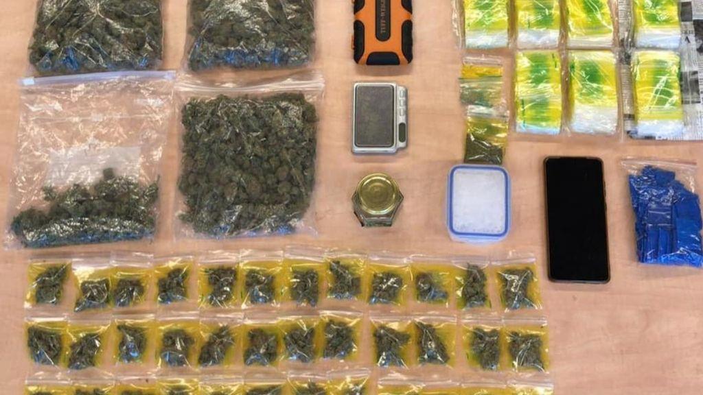 Drugsdealers aangehouden in Harderwijk
