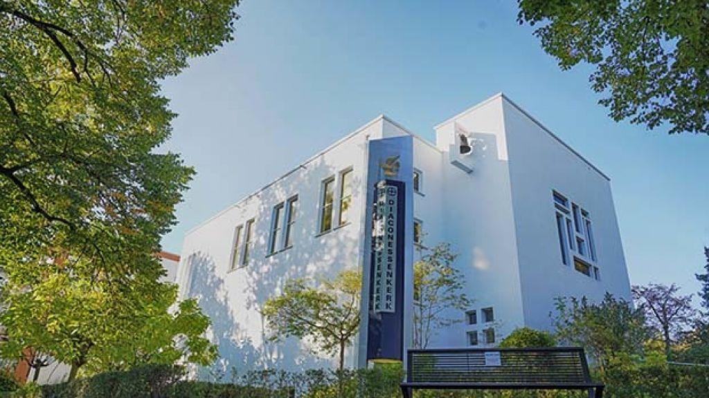 Wijkcentrum Bakermat komt in Diaconessenkerk