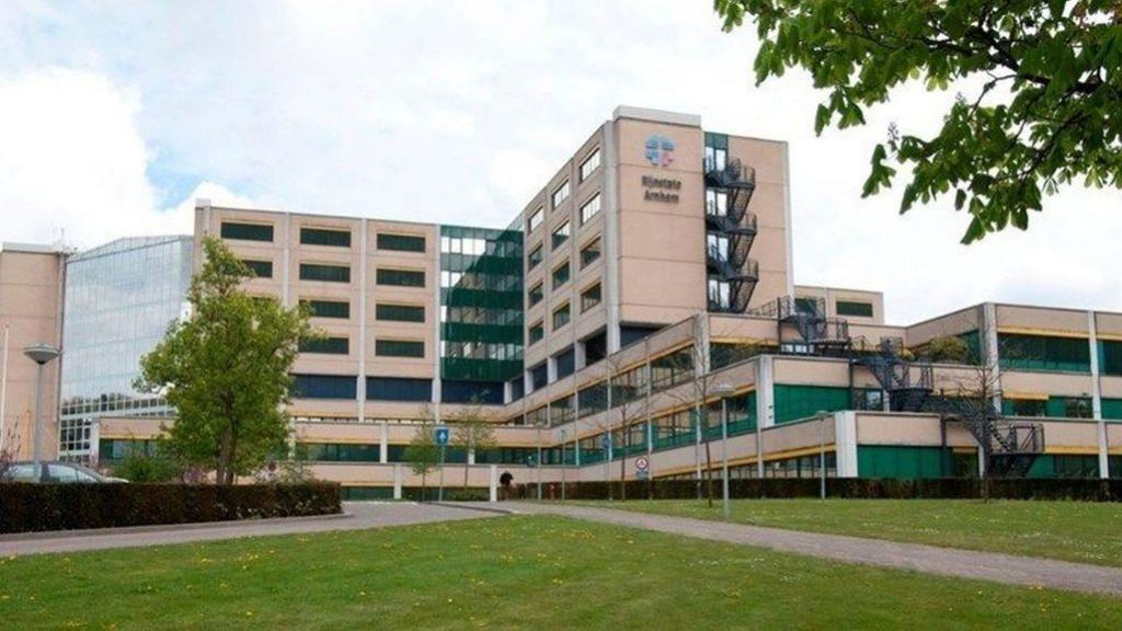 Ziekenhuis Rijnstate legt de bal bij de politiek. Foto: Omroep Gelderland