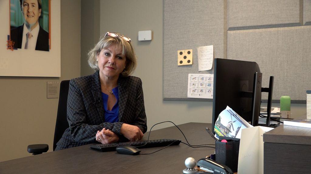 Burgemeester Tanja Haseloop is teleurgesteld over de uitstel van het verbod op designerdrugs. Foto: Omroep Gelderland