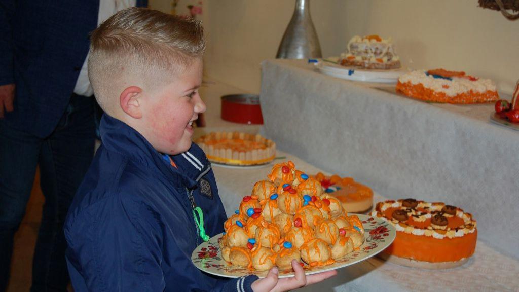 Geen kleedjesmarkt, wel 'Heel Hulshorst bakt' op Koningsdag in Hulshorst