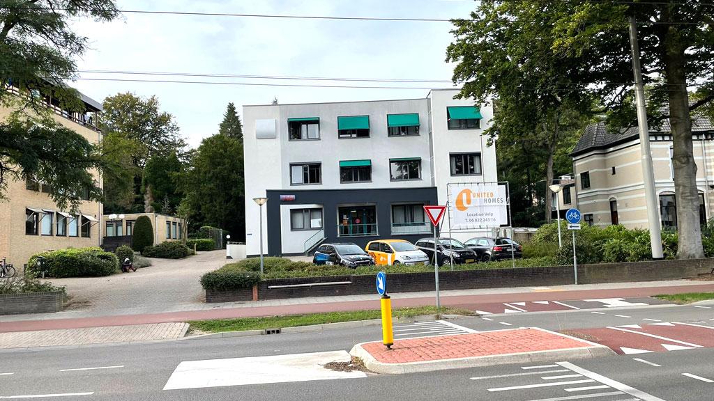 Velp krijgt opnieuw een opvanglocatie voor vluchtelingen Foto: Studio Rheden