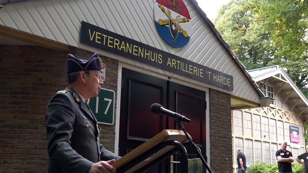 Het Veteranenhuis is er voor ontmoeting, een goed gesprek en samen lachen