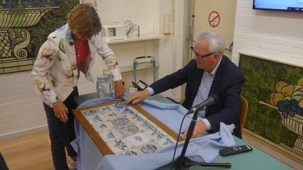Taxatiedag in het Nederlands Tegelmuseum op 3 oktober