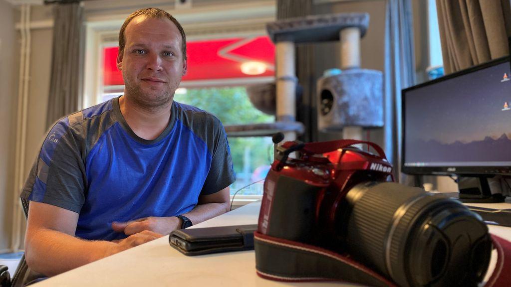 Persfotograaf Timothy zit vol vragen na vrijlating verdachte van shovelaanval