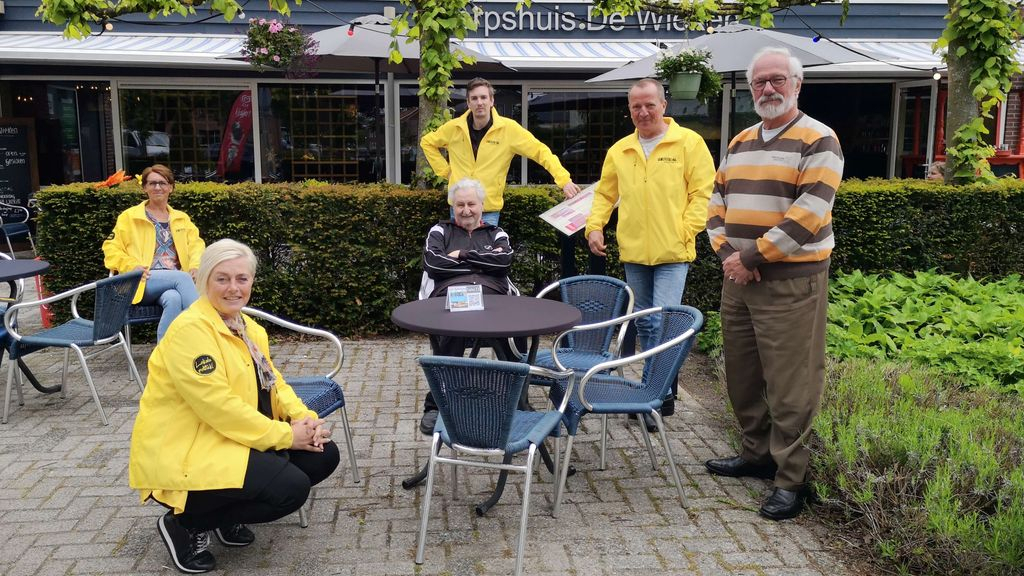 Gemeentebelang Nunspeet wil dat Landrust Hulshorst een sportbestemming krijgt