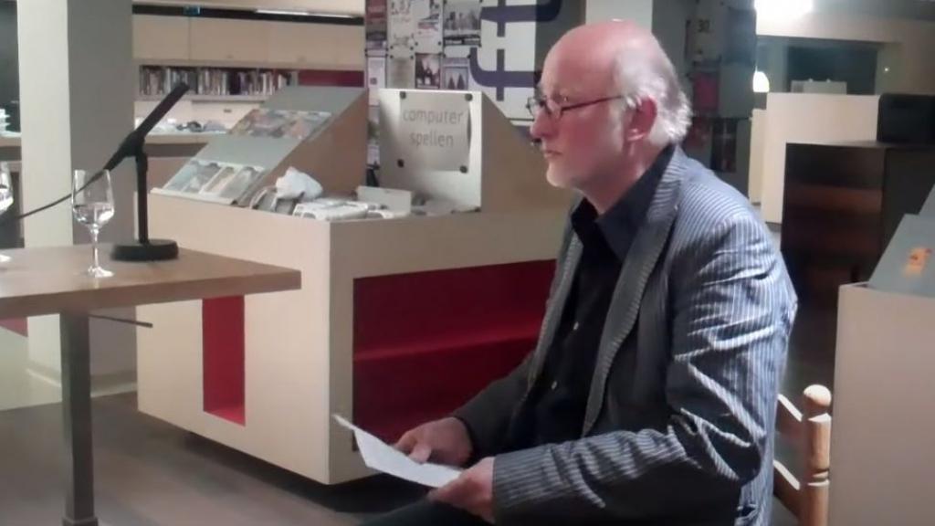 Dodge Dichters – Stadsdichters & friends in Wageningen