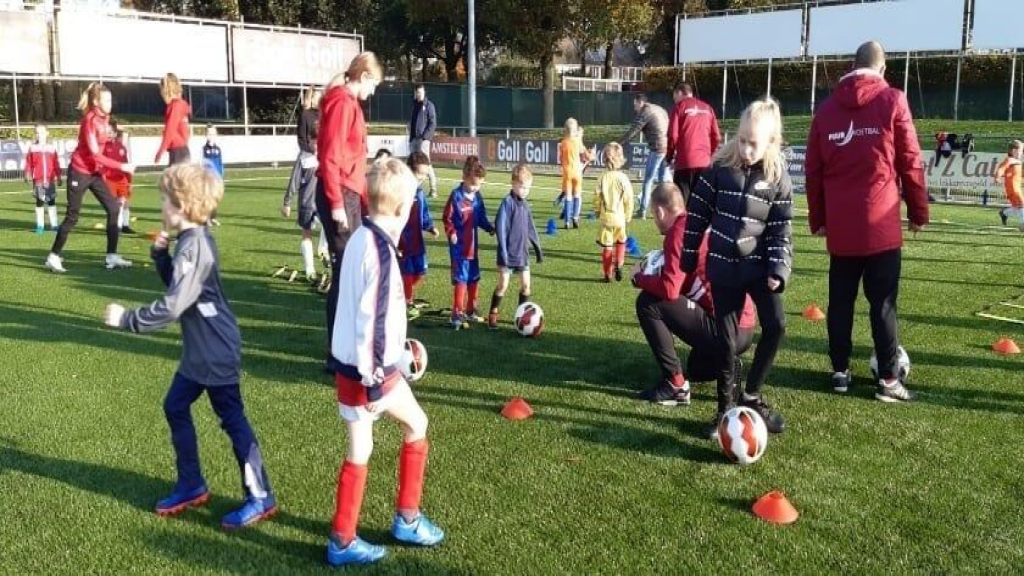 Goede notering opleiding VV Bennekom: veertigste op ranglijst amateurclubs