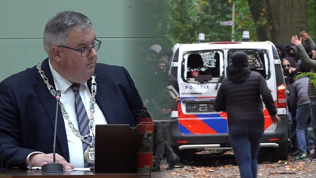 Bruls wil levenslang stadionverbod voor relschoppers: 'Anders trek ik vergunning NEC in'
