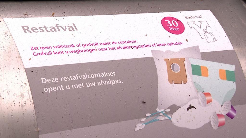 Arnhemmer betaalt tot juni per afvalzak