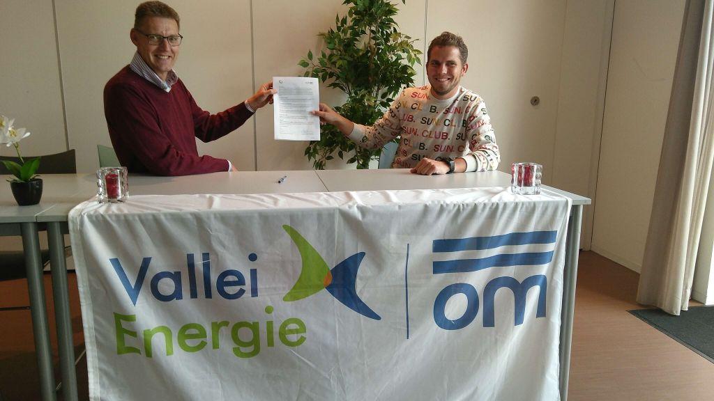 Coöperatie ValleiEnergie lanceert eerste duurzame gebiedsfonds van Ede
