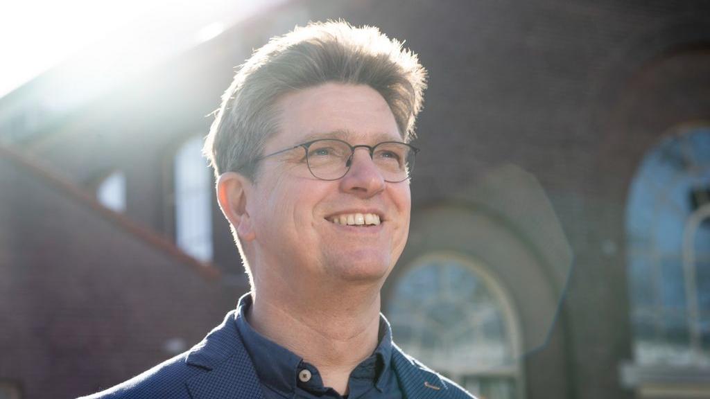 24 september 2021: Installatie Wim Dekker als lector aan de Christelijke Hogeschool Ede