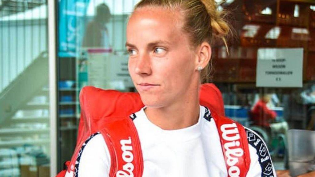 Richèl Hogenkamp naar finale van het NK Tennis