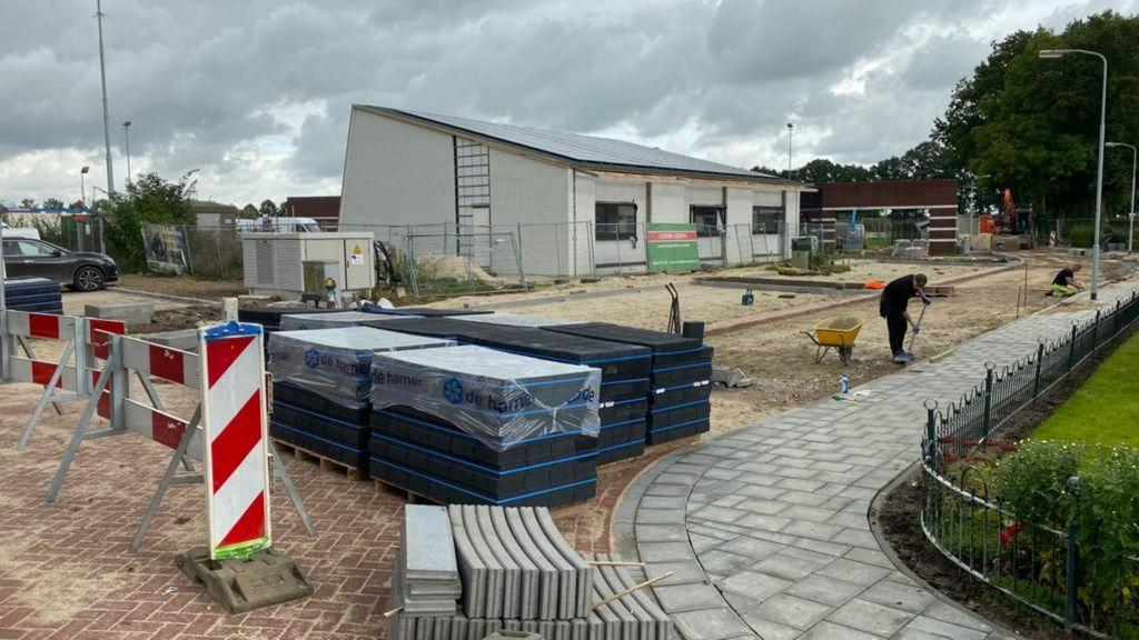 Bouw MFA Batenburg Foto: Anton Adelaar / RN7