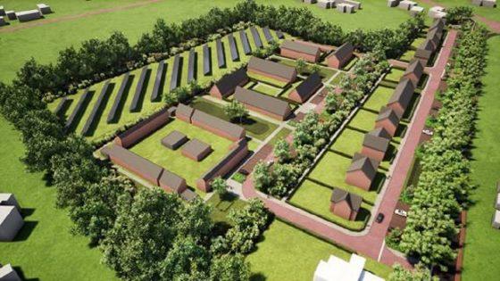 Stedenbouwkundig plan en Beeldkwaliteitsplan locatie kijktuinen Nunspeet ter inzage