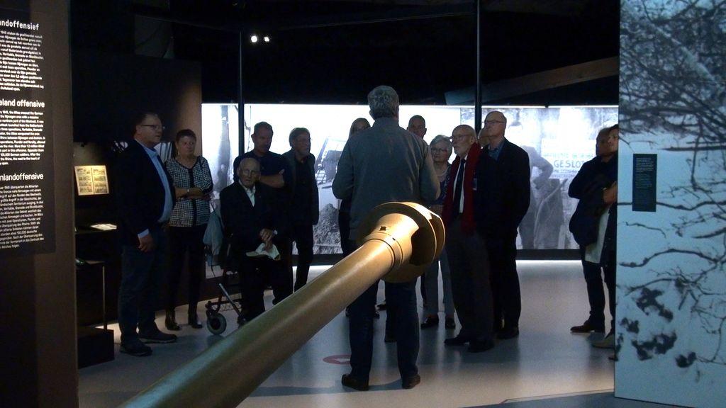 Veteranendag in het Vrijheidsmuseum Foto: Omroep Berg en Dal