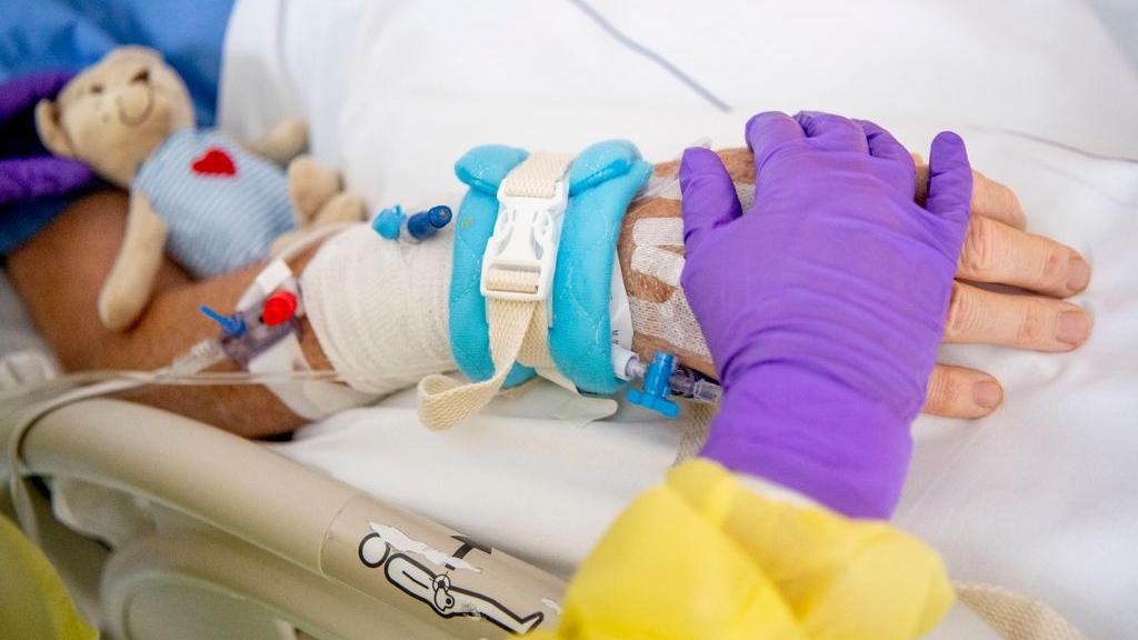 De ziekenhuizen in Arnhem en Nijmegen zien veel meer kinderen met het RS-virus. Foto: ANP