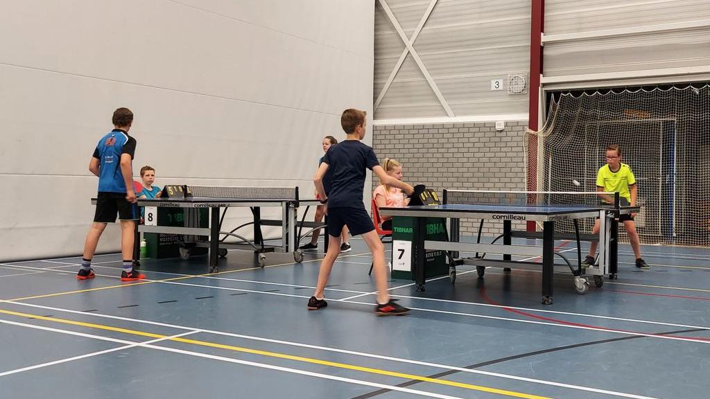 Wilco Bostelaar en Sendra Foppen zijn de clubkampioenen bij NTC Leogang