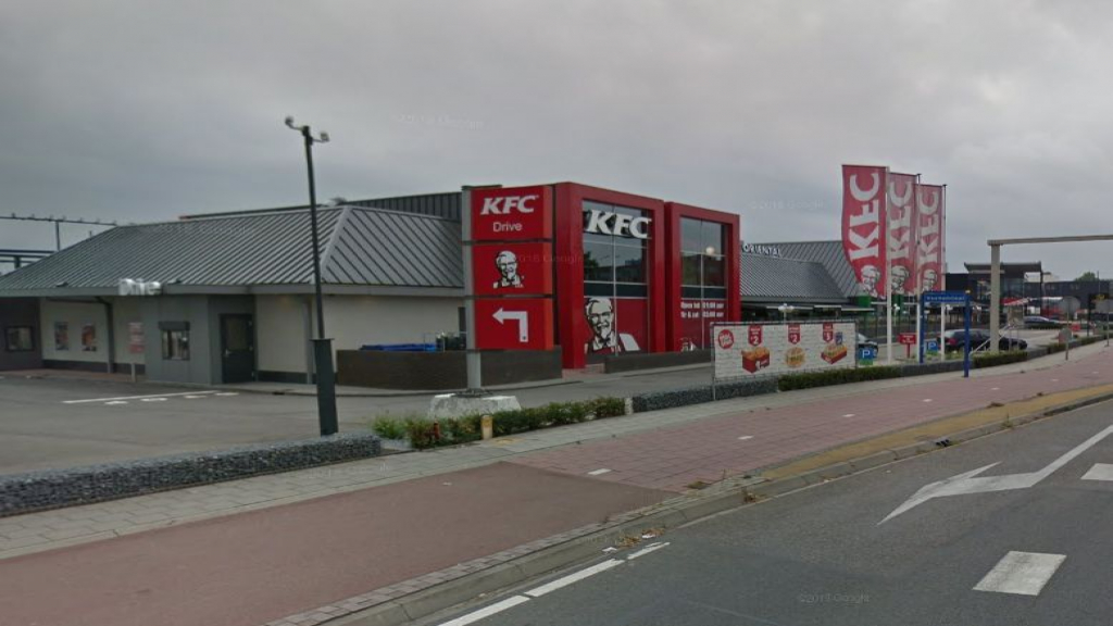 Actievoerders 'sluiten' filialen KFC in Utrecht en Veenendaal